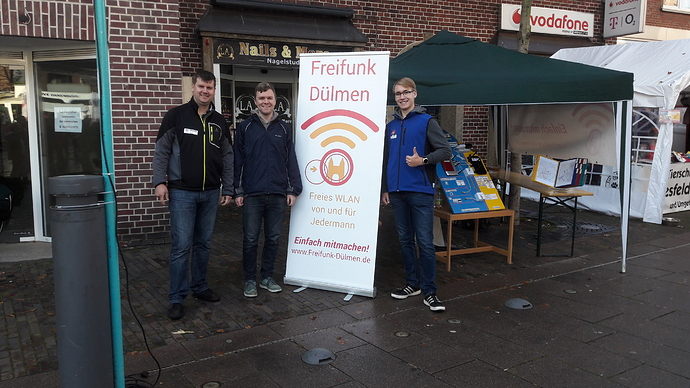 Freifunk Stand 2017