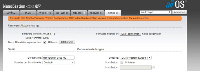 PROBLEM an FFMS-Forum!